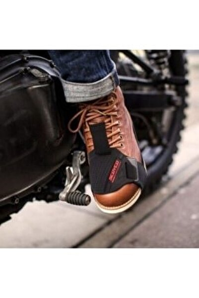 Scoyco Bot-ayakkabı Koruyucu (vites Pedi)