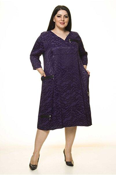 Moday Büyük Beden Elbise