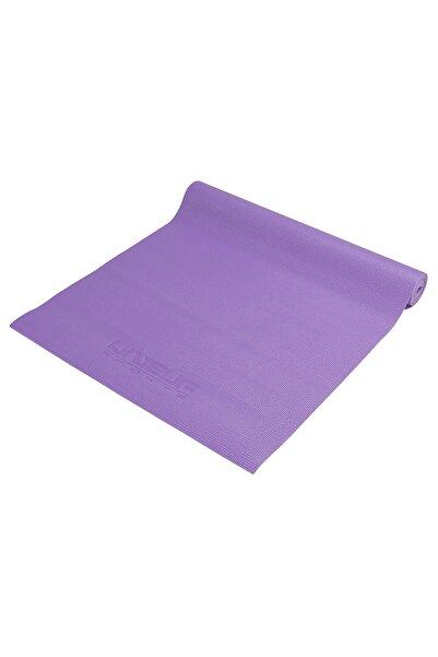 Liveup LS3231 4mm PVC Yoga Mat Mor
