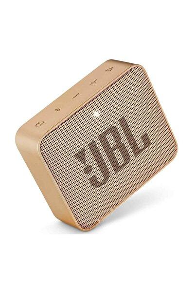JBL Go 2 Ipx7 Bluetooth Taşınabilir Hoparlör Şampanya