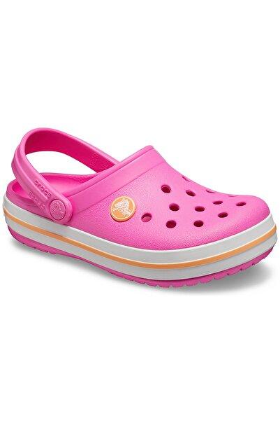 Crocs Kids Crocband Clog K - Unisex Çocuk Pembe  Spor Sandalet