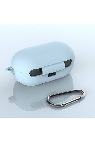 Kyver Haylou Gt 1 Pro Uyumlu Kancalı Silikon Kılıf