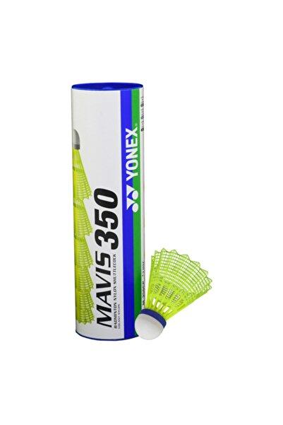 YONEX Mavis 350 6'lı Sarı Badminton Topu - 21477