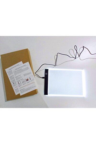 MOVAS Sanat A4 Işıklı Led - Çizim Ve Mozaik Puzzle Tableti 30x20cm