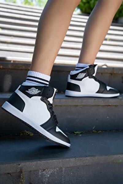 Erkek Kadın Bilekli Spor Ayakkabı