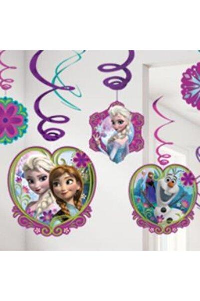 Baby Center Frozen Karlar Kraliçesi Oda Süsü