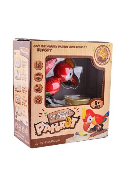 Parrot Piggy Bank Para Yiyen Papağan Kumbara