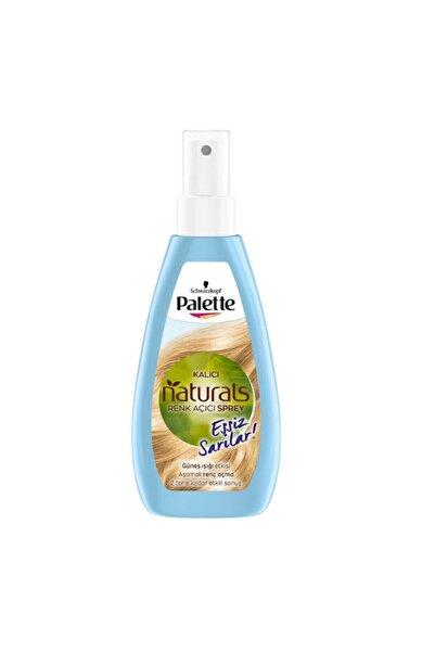 Palette Kalıcı Doğal Renk Açıcı Sprey 150 ml