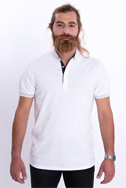 COMİENZO 2521y Slim Fit Men's Wear T-shirt