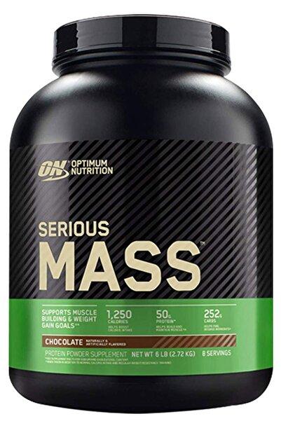 Optimum Nutrition Mass Gainer 2727 gr - Çikolata Aromalı