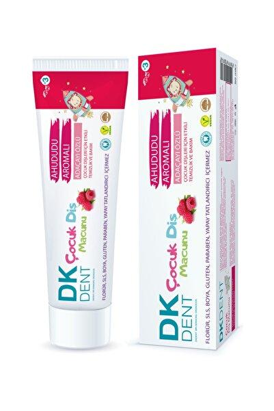 Dkdent Demrokil Ahududu Aromalı Çocuk Diş Macunu 50 ml