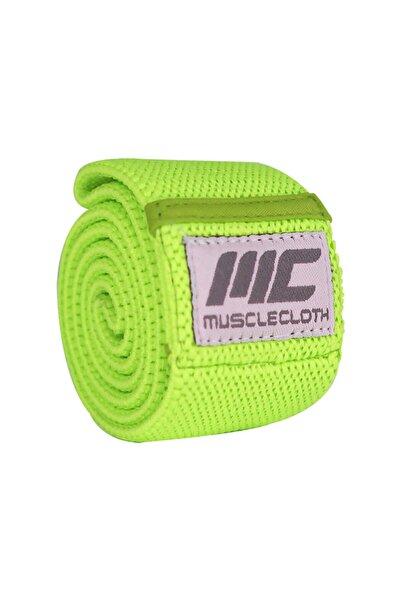 MUSCLECLOTH Active Loop Band Direnç Bandı Neon Sarı Hafif - Standart