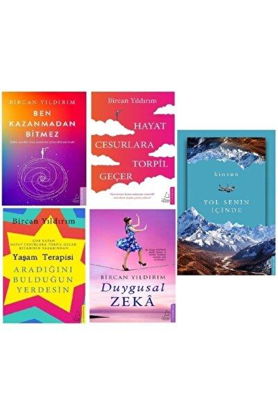 Destek Yayınları Bircan Yıldırım 4 Kitap Set + Yol Senin Içinde