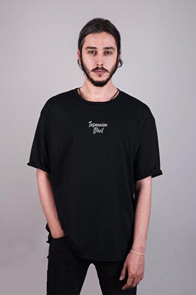 Darkia Tazmanya Canavarı Tasarım Baskılı Oversize Unisex Tişört