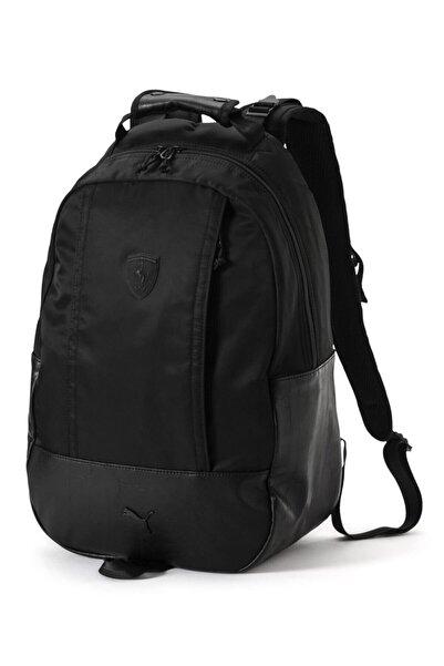 Puma 075503 Sf Ls  Backpack Puma Black Unısex Sırt Çantası
