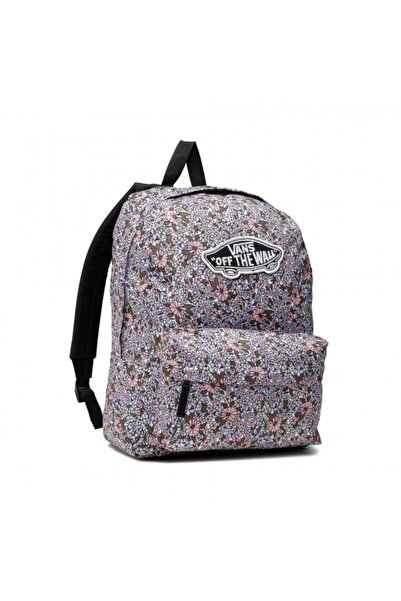 Vans Wm Realm Backpack Kadın Siyah Sırt Çantası Vn0a3uı6yzk1