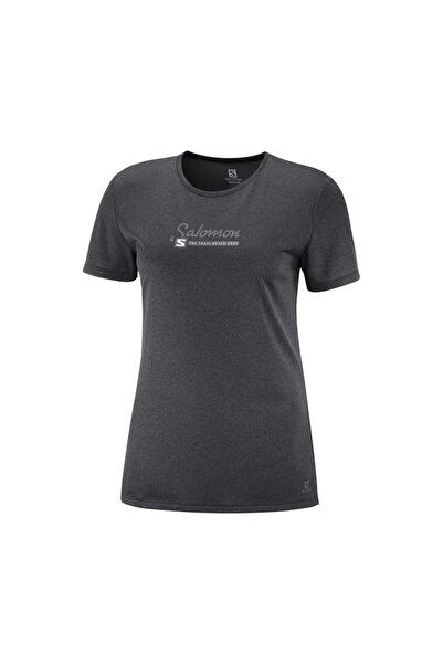 Salomon Comet Classic Tee W Kadın T-shirt Lc1278300