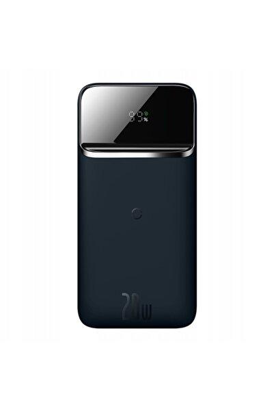 Baseus Magnetic Wireless 10000mah 20w Hızlı Şarj Powerbank Taşınabilir Hızlı Şarj Cihazı Lacivert