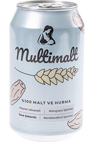 ALISVERİŞ ZAMANI Multimalt Anne Sütü Arttıran Alkolsüz %100 Malt Ve Hurma Suyu 330 Ml 4*330 Ml