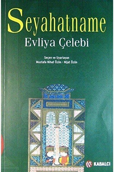 Kabalcı Yayınları Seyahatname Evliya Çelebi