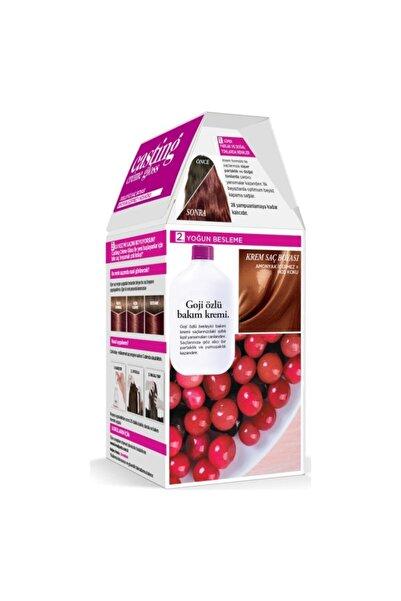 L'Oreal Paris L'oréal Paris Casting Crème Gloss Saç Boyası 550 Böğürtlen Kızılı