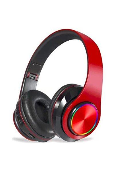 Torima B39 Bluetooth Kablosuz Stereo Kulaklık Kırmızı