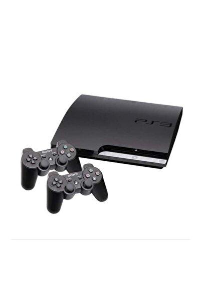 Sony Playstation 3 320gb 30 Oyun Yüklü 2kol Teşhir