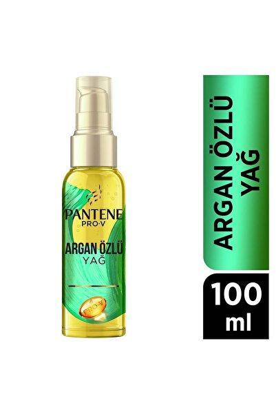 Pantene Doğal Sentez Saç Bakım Serumu Argan Yağlı Elixir 100