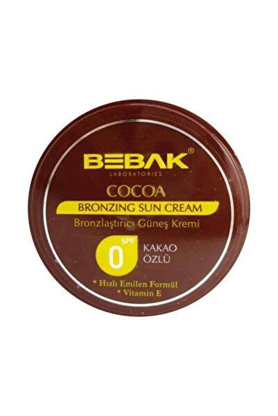 Bebak Cocoa Sun Cream Spf0 100 ml