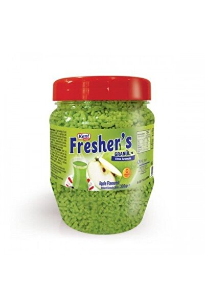 Kent Boringer Fresher's Elma Aromalı Granül Içecek 300 gr