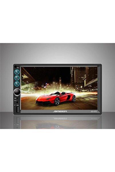 Jameson Js-475-7'' Hd Ekran-usb-sd Bluetooth Mirrorlink-mp3-mp5- Kaliteli Dabıl Teyp