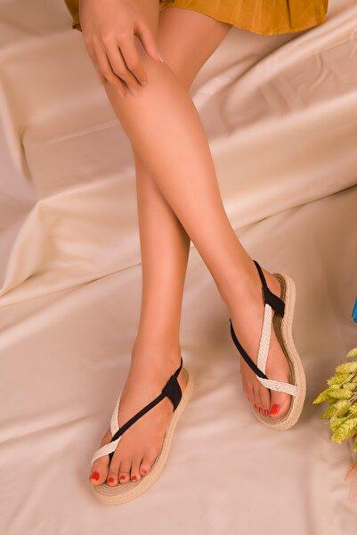 SOHO Siyah Kadın Sandalet 15018