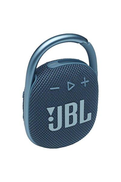 JBL Clip 4 Taşınabilir Mavi Hoparlör