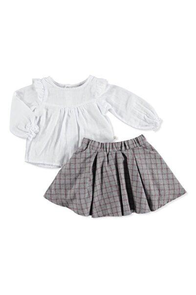 For My Baby Kış Kız Bebek Bluz