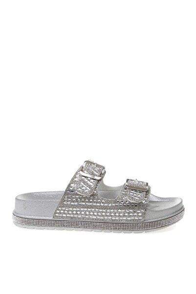 Fabrika Gümüş Sandalet