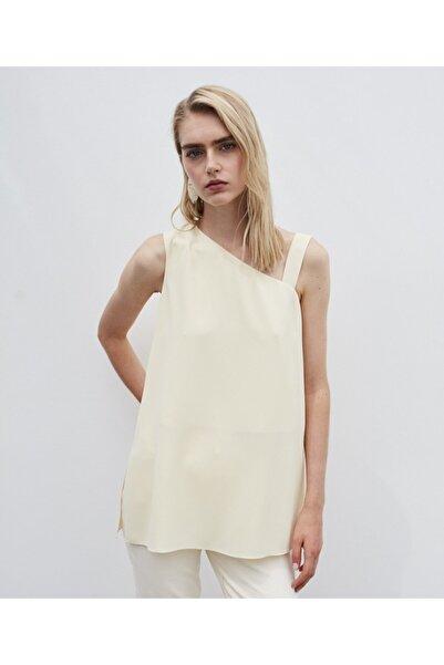 İpekyol Cut Out Yaka Detaylı Bluz