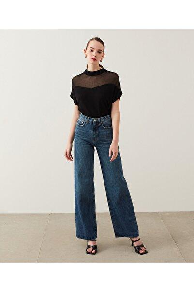 İpekyol Super High Rise Wide Leg Fit Jean Pantolon