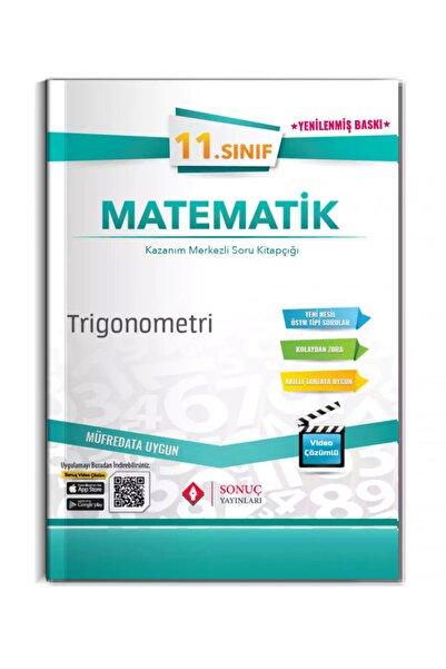 Sonuç Yayınları 11.Sınıf Trigonometri Fasikülü 2020 2021