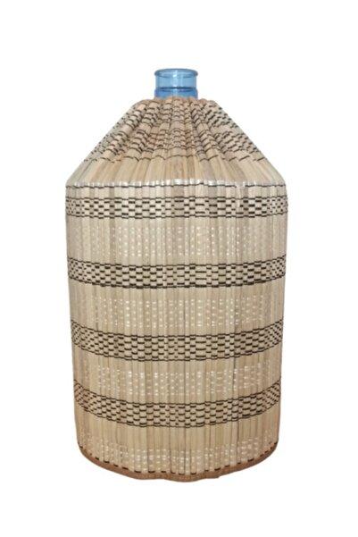 PANALI Hasır Damacana Kılıfı, Bambu Damacana Kılıfı, 19 Litre