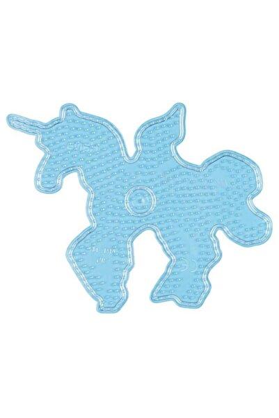 Hama Midi Boncuk Tablası - Unicorn Şeffaf