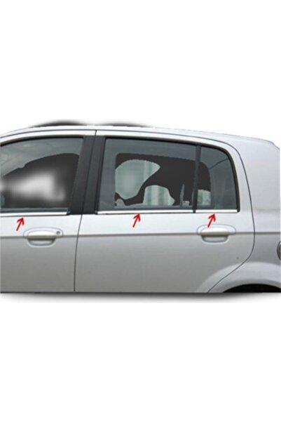 darwish Hyundai Getz Krom Cam Çıtası 6 Parça 2002-2011 Arası Uyumlu