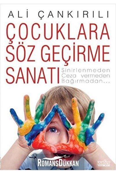 Zafer Yayınları Çocuklara Söz Geçirme Sanatı - Ali Çankırılı 9789752611603