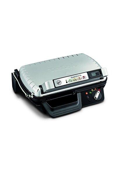 TEFAL Grill Supergrıll Xl Tımer Döküm Plakalı Izgara Tost Makinesi