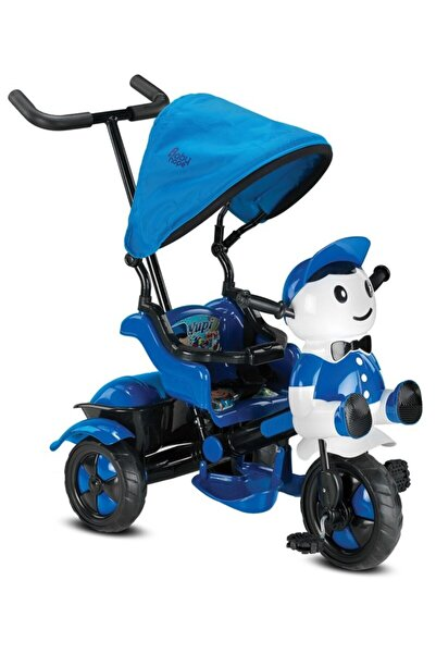 BabyHope 125 Yupi 3 Tekerlekli Itmeli Bisiklet 2019