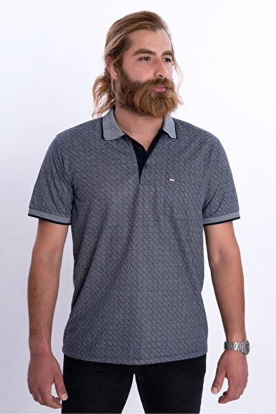 COMİENZO 205klsk Regular Fit  Polo Yaka T-shirt