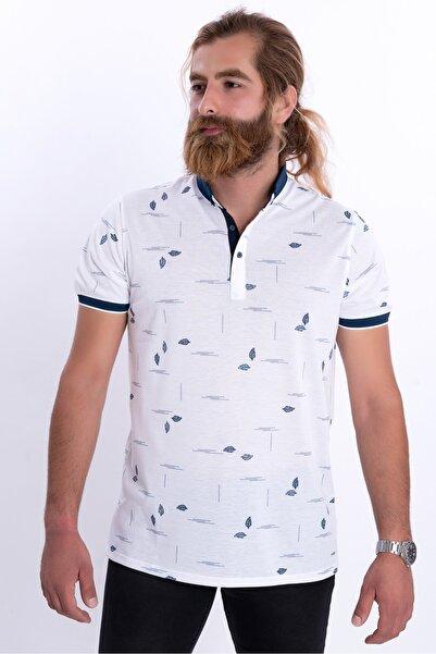 COMİENZO 2473y Slim Fit Men's Wear T-shirt