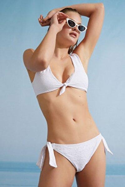 Kadın Beyaz Bikini Altı 1YAK88022BM