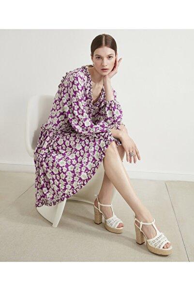 İpekyol Çiçek Baskılı Elbise