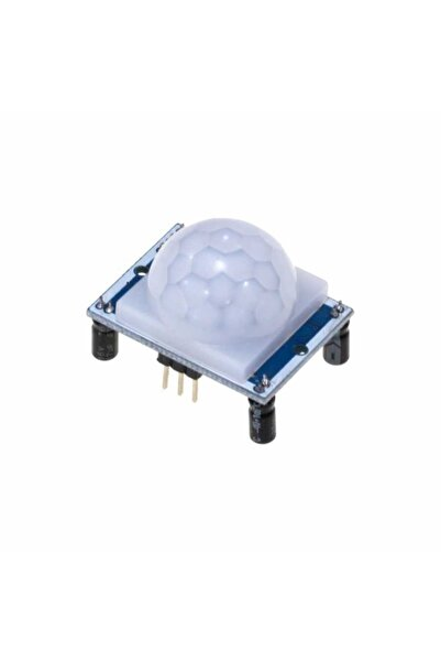 Arduino Hc-sr501 Ayarlanabilir Ir Hareket Algılama Sensörü - Pir