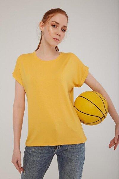 Fashion Friends 21y0194b1 Kadın T-shirt